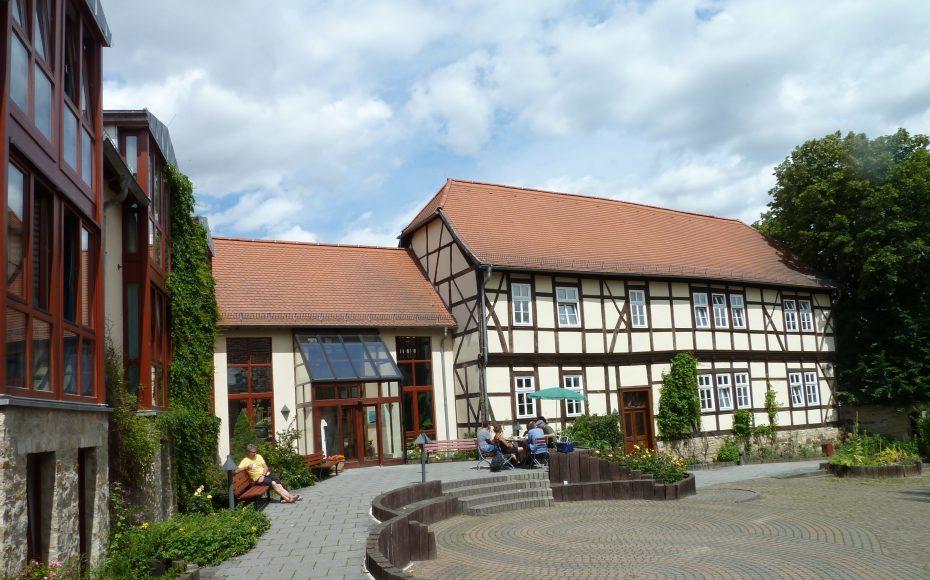 Das Bildungshaus am Harz / Ev. Heimvolkshochschule Alterode