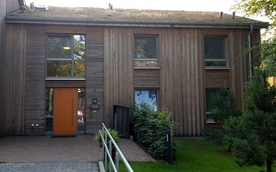 Blockhaus Ahlhorn Himmlische Herbergen