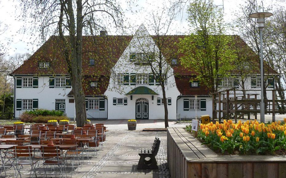 Haupthaus  mit 51 Betten