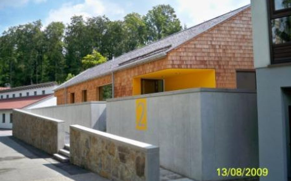 Evangelische Jugendbildungsstätte Neckarzimmern image 1