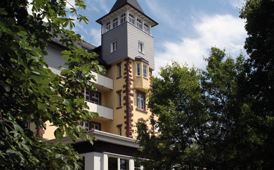 Freizeitheim Tannenhöhe Frontansicht