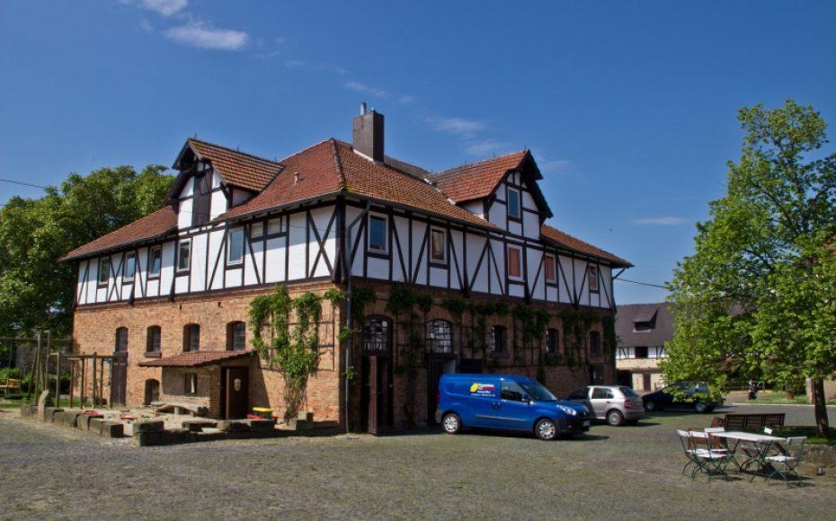 Gruppenhaus Schloss Falkenberg