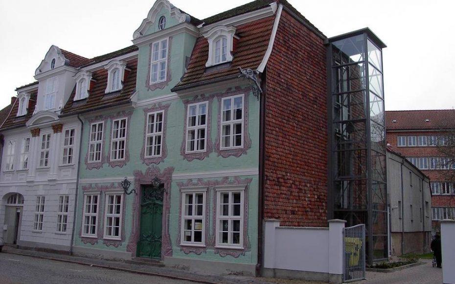 """Haus der Kirche """"Sibrand Siegert"""" Güstrow"""