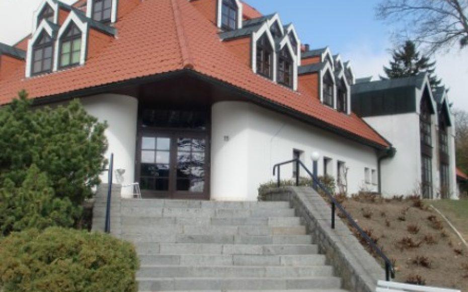 Eingangsbereich Haus Kranich