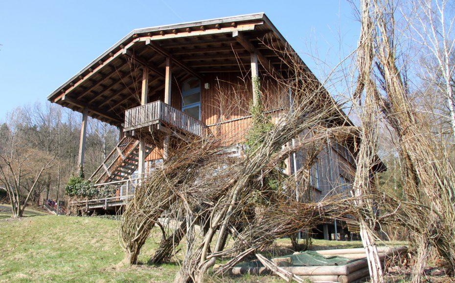 Hütte Hartha