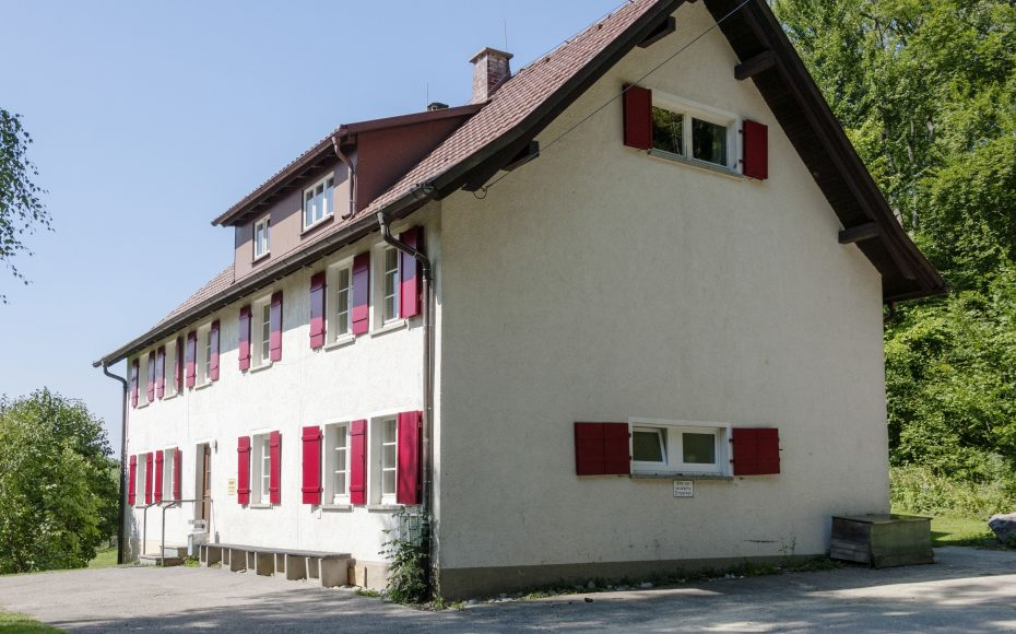 Landhaus ALT von außen
