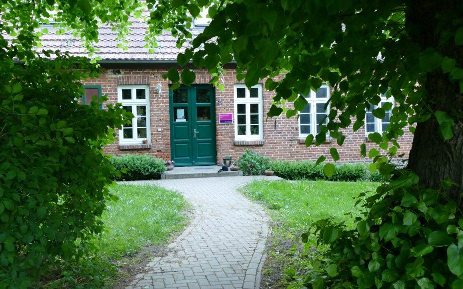 Pfarrhaus Spornitz – Außenansicht