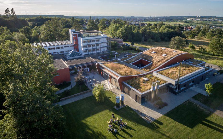 Tagungszentrum Bernhäuser Forst Gesamtansicht